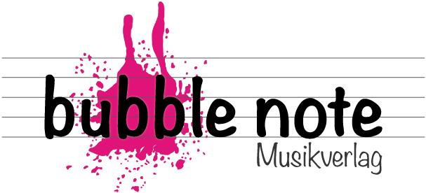Musikverlag bubblenote