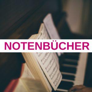 Notenbücher